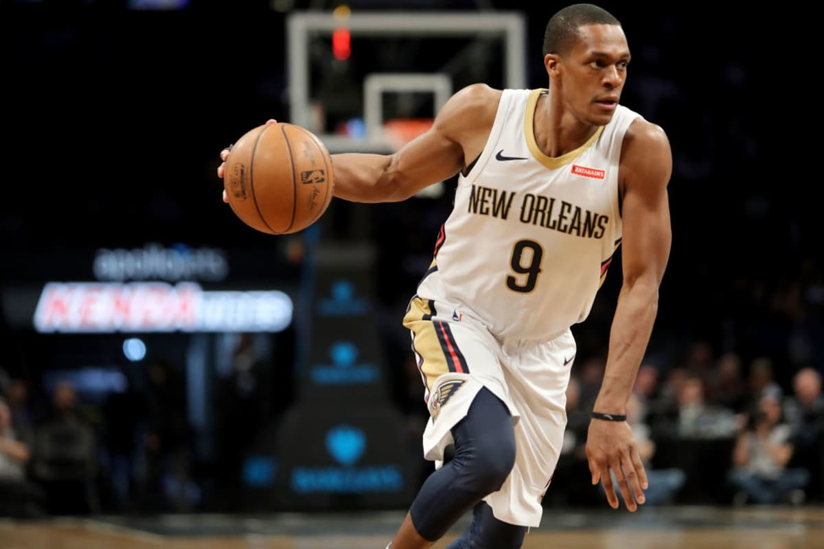 Featured: Focused Nutrition, Game Day Shake & Rondo's Resurgence