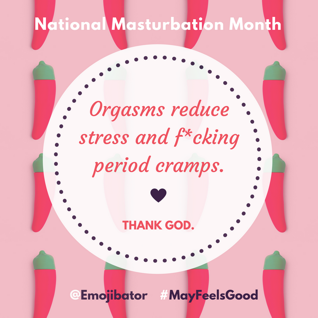 Masturbation Fact #12 - Can you orgasm on your period?