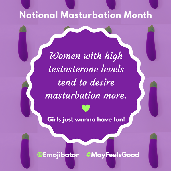 Masturbation Fact #14 - Do all women masturbate?