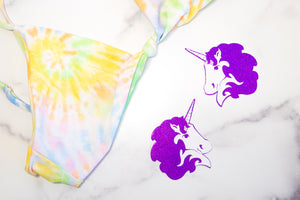Unicorn Glitter Pasties