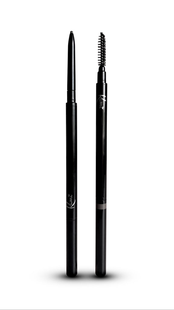 LUXURY CRUELTY-FREE BROW PENCIL - MEDIUM BROWN
