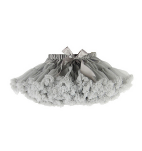 Gray Tutu Skirt - Adassa Rose
