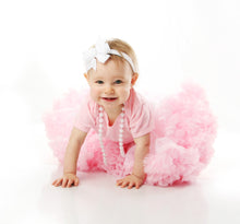 Load image into Gallery viewer, Pink Tutu Skirt - Adassa Rose