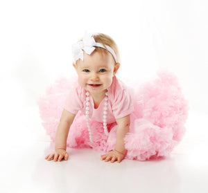 Pink Tutu Skirt - Adassa Rose