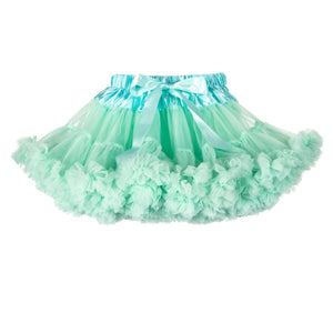 Mint Tutu Skirt Pettiskirt - Adassa Rose
