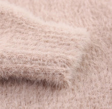 Load image into Gallery viewer, Fuzzy Sweater - Adassa Rose