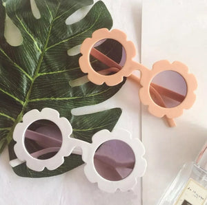 Flower Sunnies Kids Sunglasses - Adassa Rose