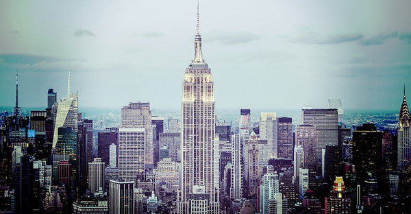 Empire State Building - one of the 5 best Art Deco building in the world
