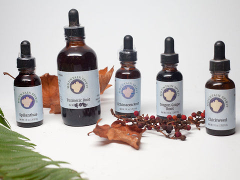 All Herb Tinctures