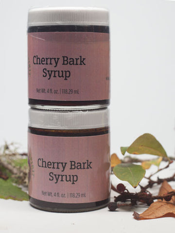 Cherry Bark Syrup