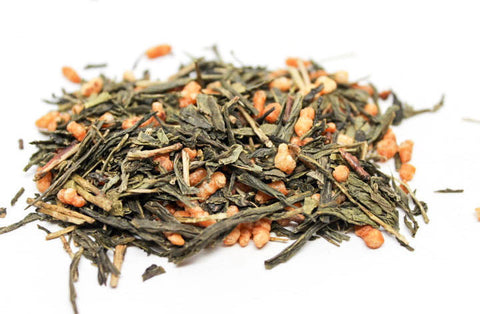 Gemaicha Green Tea