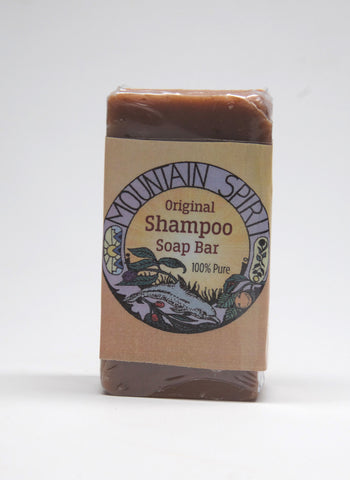 Original Shampoo Soap Bars