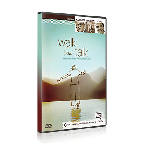 Walk the Talk - DVD