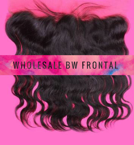 Wholesale Body Wave Lace Frontal