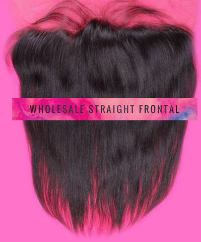 Wholesale Straight Lace Frontal