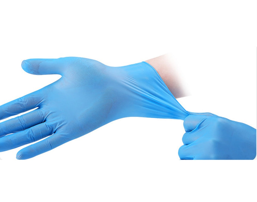 latex free nitrile gloves, sun protection gloves, disposable hand gloves