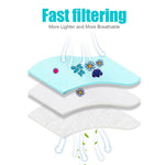 3-Ply Disposable Ear loop Sterile Anti-Pollution Face Masks
