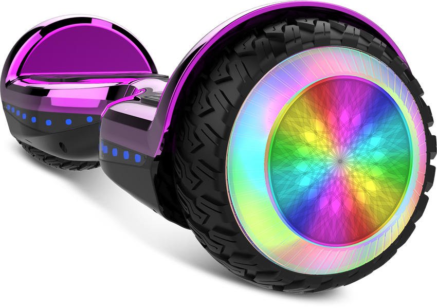 Re-Certified Gyrocopters PRO 6.0 All-Terrain Hoverboard