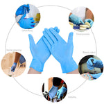 latex free gloves, nitrile rubber gloves, cooking gloves, cleaning gloves