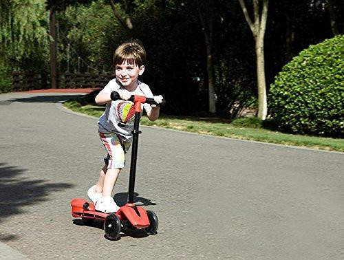 Kids Jet Scooter