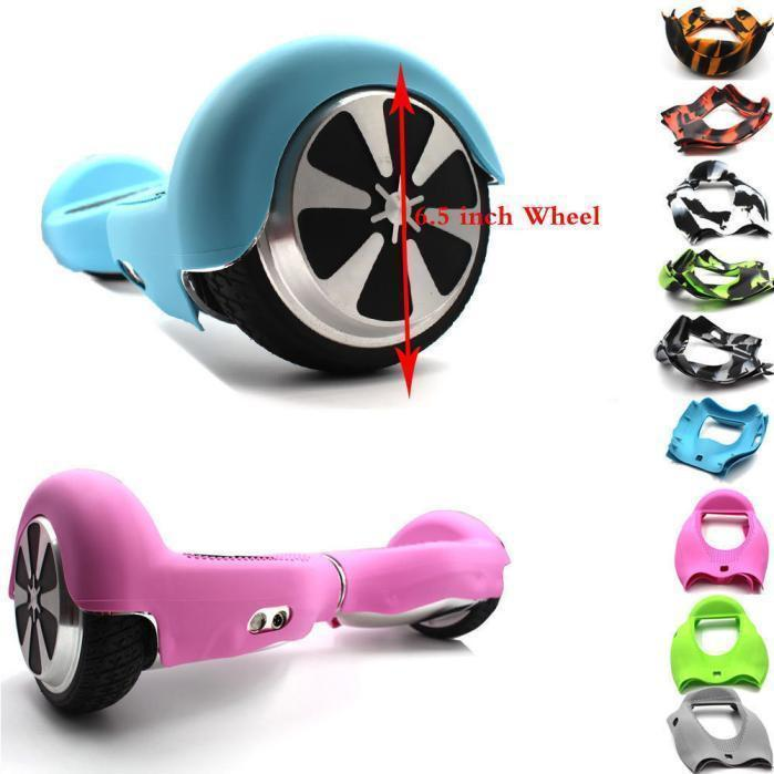 "50% Off Hoverboard Silicone Cover / Rubber Case 6.5"" Wheel"