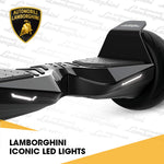 Gyrocopters hoverboard, lamborghini hoverboard, lamborghini 8.5 hoverboard, lamborghini 8.5 hoverboard black, black lamborghini hoverboard, self balance scooter