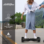Gyrocopters hoverboard, lamborghini hoverboard, lamborghini 6.5 hoverboard, lamborghini 6.5 hoverboard black, black lamborghini hoverboards, self balancing hoverboard