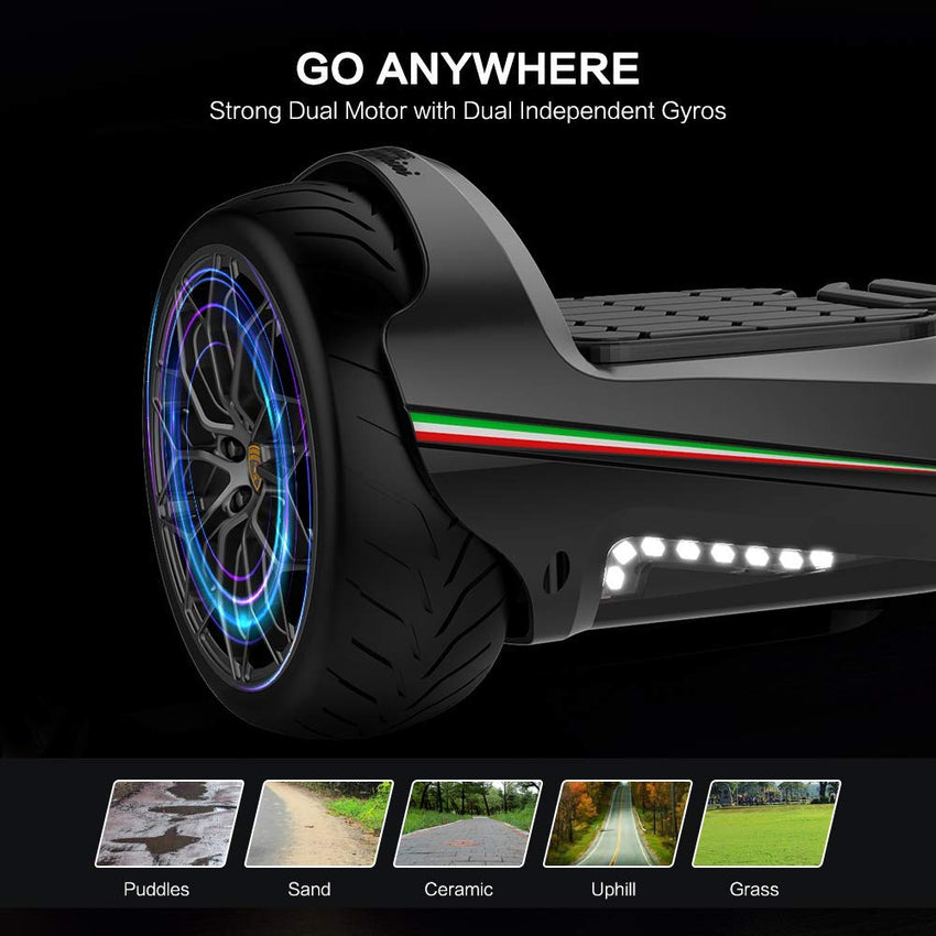 Gyrocopters hoverboard, lamborghini hoverboard, lamborghini 6.5 hoverboard, lamborghini 6.5 hoverboard black, black lamborghini hoverboards, hoverboard with led lights