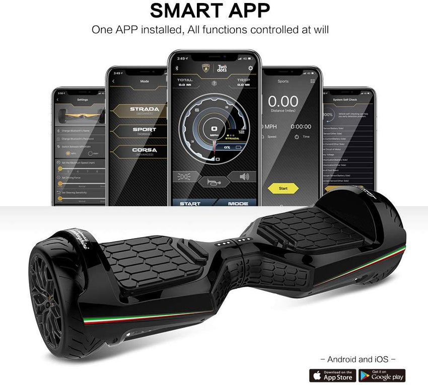 Gyrocopters hoverboard, lamborghini hoverboard, lamborghini 6.5 hoverboard, lamborghini 6.5 hoverboard black, black lamborghini hoverboards, hoverboard with app