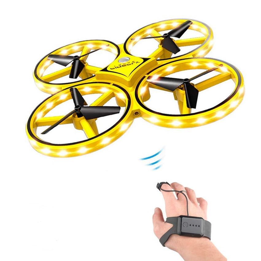 drone, hand flying drone, sensor drone, drone for kids, drone for teens