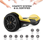 Gyrocopters hoverboard, lamborghini hoverboard, lamborghini 6.5 hoverboard, lamborghini 6.5 hoverboard yellow, yellow lamborghini hoverboard, self balancing hoverboard