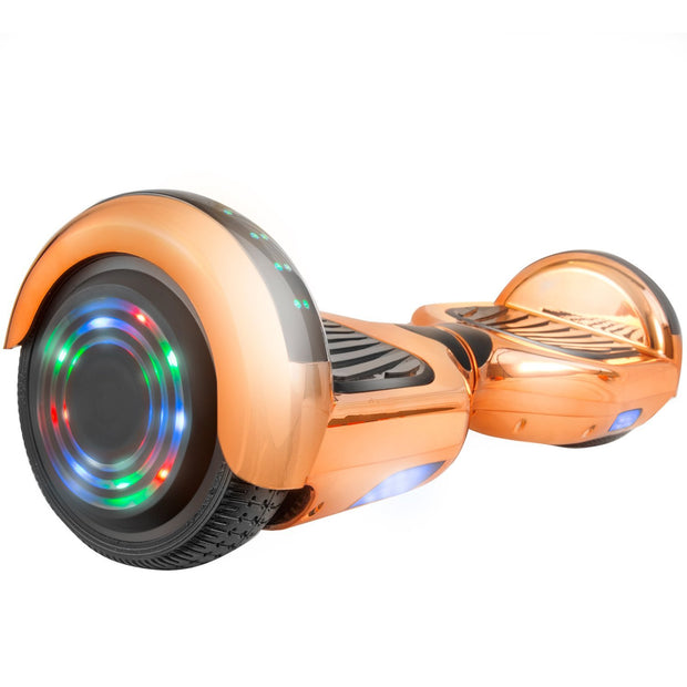 Re-certified Gyrocopters PRO Hoverboard - UL 2272 Certified with Bluetooth and LED lights