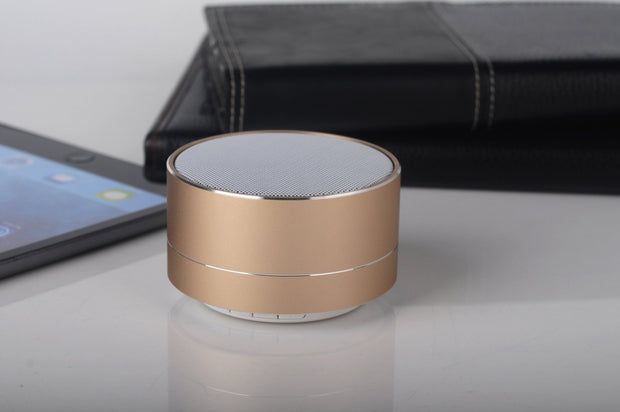 The Bullet - One Tower Bluetooth Wireless Speaker (Gold)