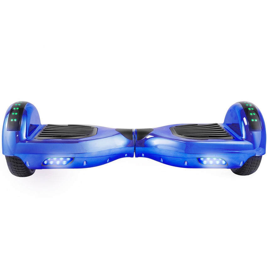 gyrocopters pro - chrome blue
