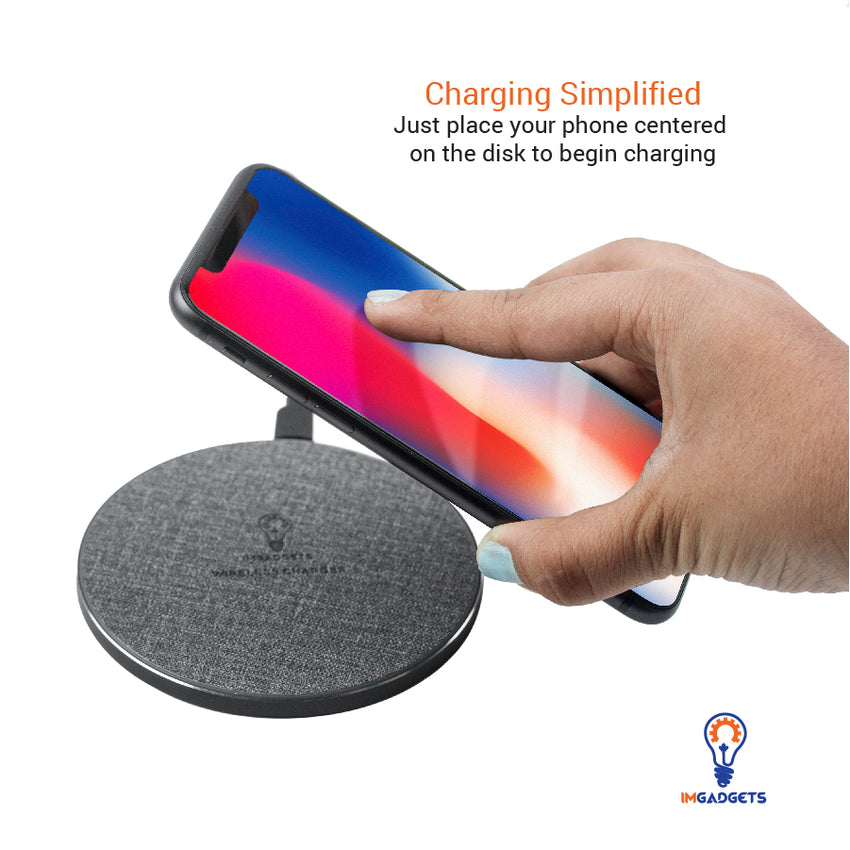 Wireless Charger Qi enabled