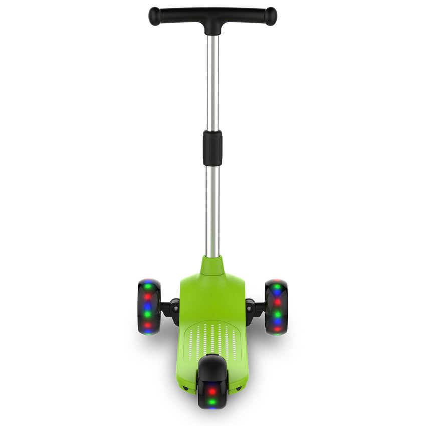 toddler scooter, scooter with light up wheels