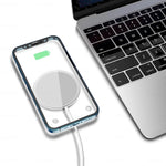 MagSafe Charger 15W  Fast Wireless Charger For Apple iPhone 12 and Up