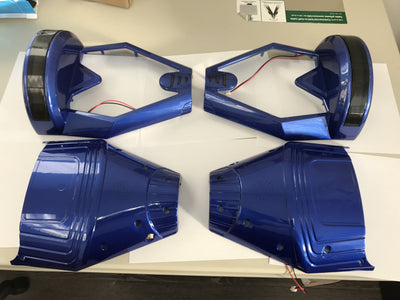 "Hoverboard Shell for 8"" inch Hoverboards"