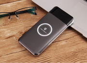 wireless powerbank, wireless charging, micro usb charging, 10000 mah