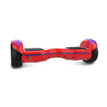 best all terrain hoverboard, light all terrain hoverboard , red all terrain hoverboard