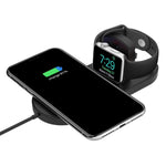 iphone x wireless charger, smart phone wireless charger, charging pad, iphone charging pad, apple watch stand