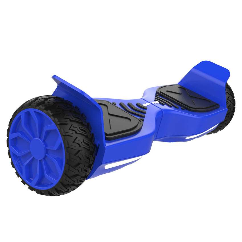 Gyrocopters Off-Road 6.5 Hoverboard with LED lights & Bluetooth Speaker- Open Box