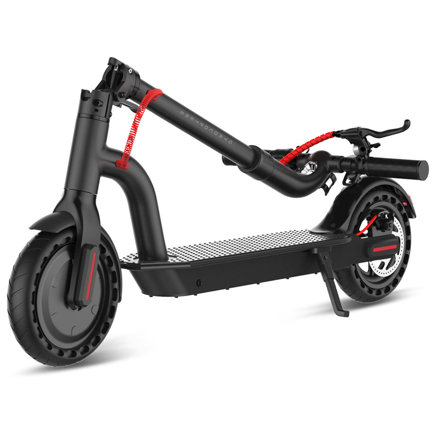 scooter for commuting, long range scooter, rechargeable scooter