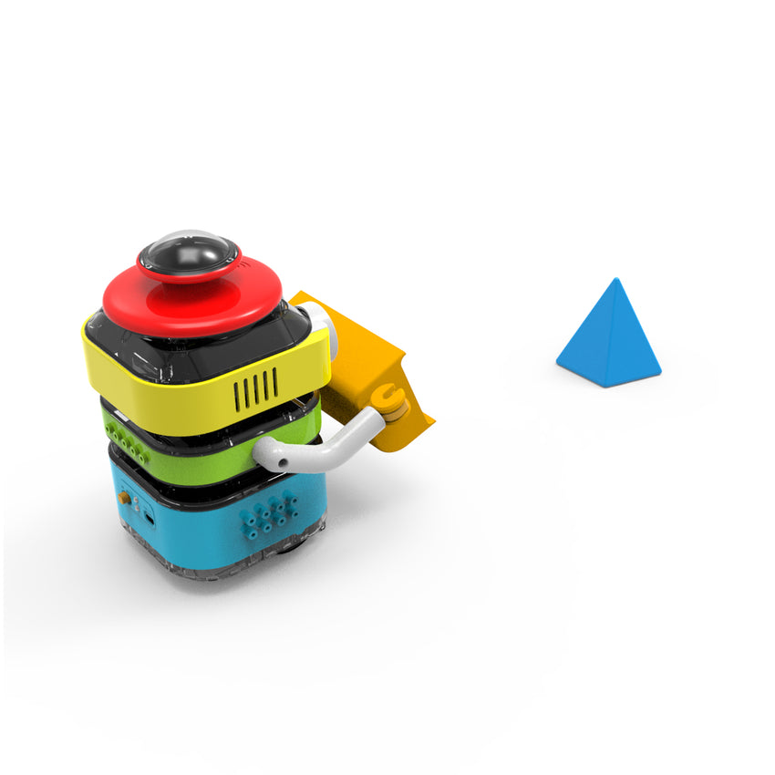 IMGadgets- TacoBot Stackable Coding Robot Electrical & Educational Toys for STEM Learning
