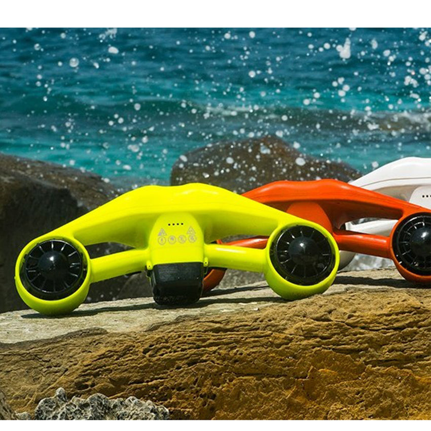 scuba diving scooter, water jet scooter, electric underwater scooter