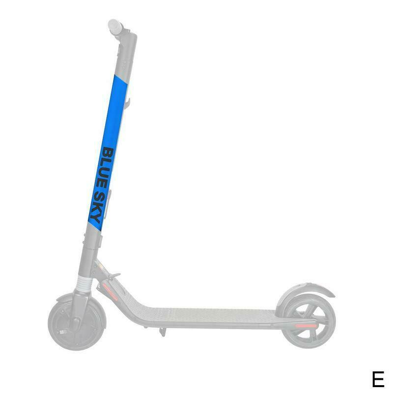 Reflective stickers for Gyrocopters Flash electric scooter