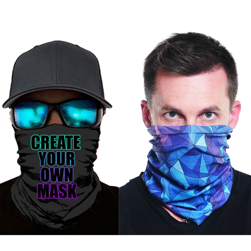 Custom Masks (Festival, Rave, ATV)
