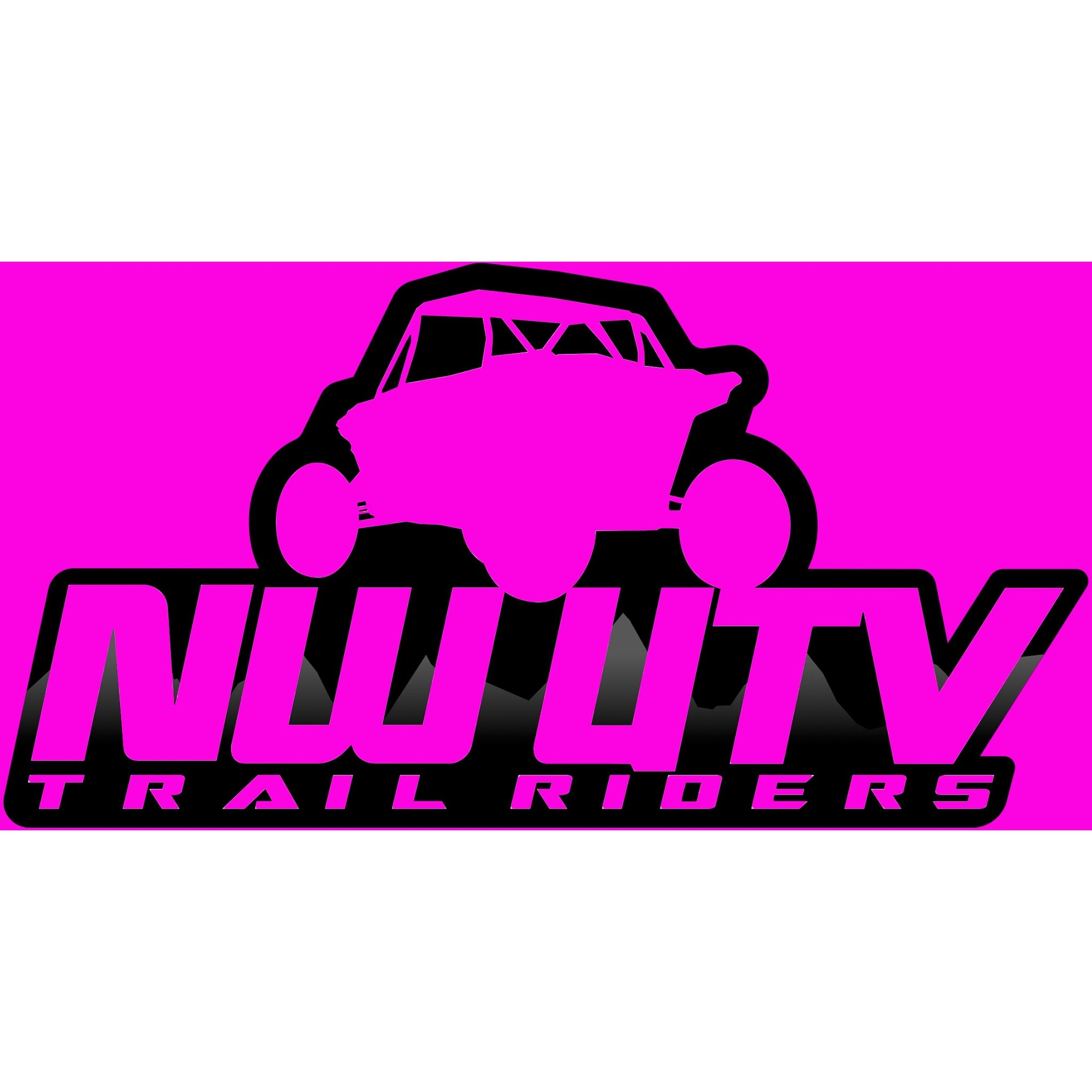 NW Trail Riders  (Pink)
