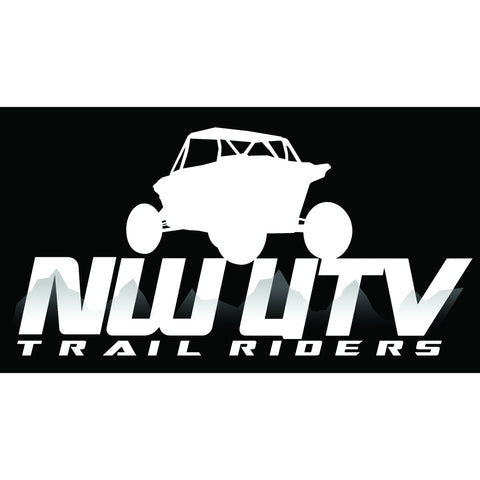 NW Trail Riders  (Black)