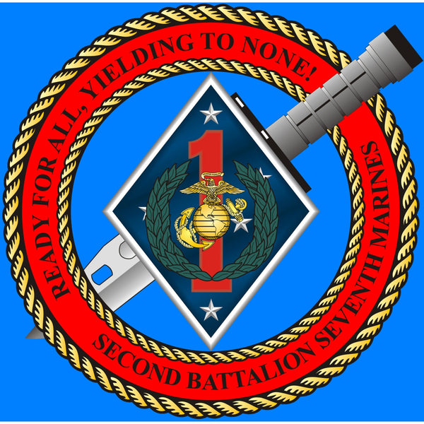 2nd Battalion 7th Marines (BLUE)